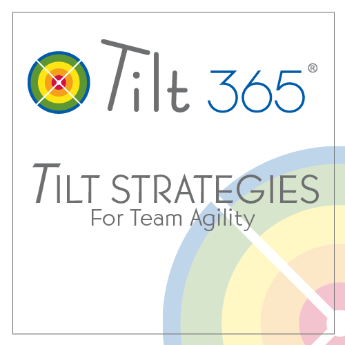 Workshop - Tilt Team STRATEGIES (Half or Full Day)