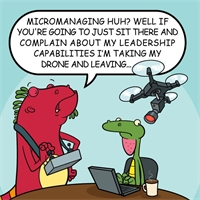 Micromanagement: Managing Common Stress Patterns in your Team