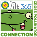 Tilt Connection Badge