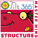 Tilt Structure Badge