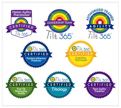Tilt Certifications and Badges