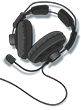 Image of headphones - Tilt 365 helps build remote team culture
