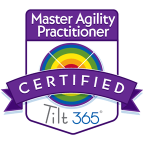 Master Agility Practitioner Certified logo
