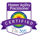 Master Agility Practitioner - Tilt 365 can connect you with certified experts and coaches
